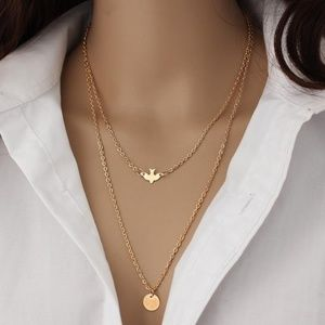 Jewelry - NEW double layer necklace